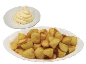 patates salsa maionesa el farolillo